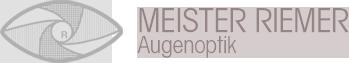 MEISTER RIEMER – Augenoptik - Logo